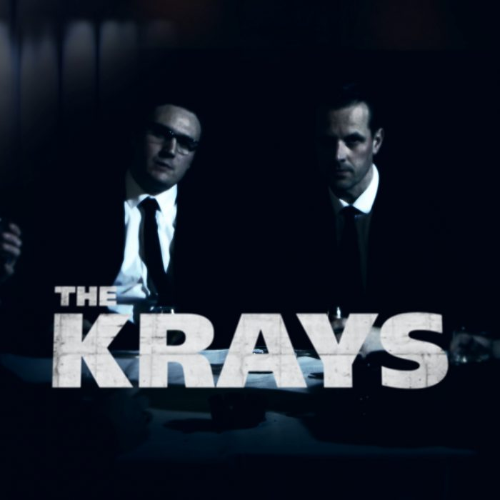 The Krays by Fred Dinenage